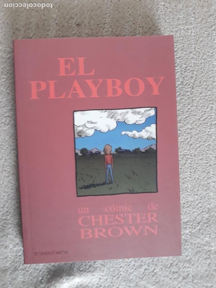 EL PLAYBOY - CHESTER BROWN (Tebeos y Comics - La Cúpula - Comic USA)