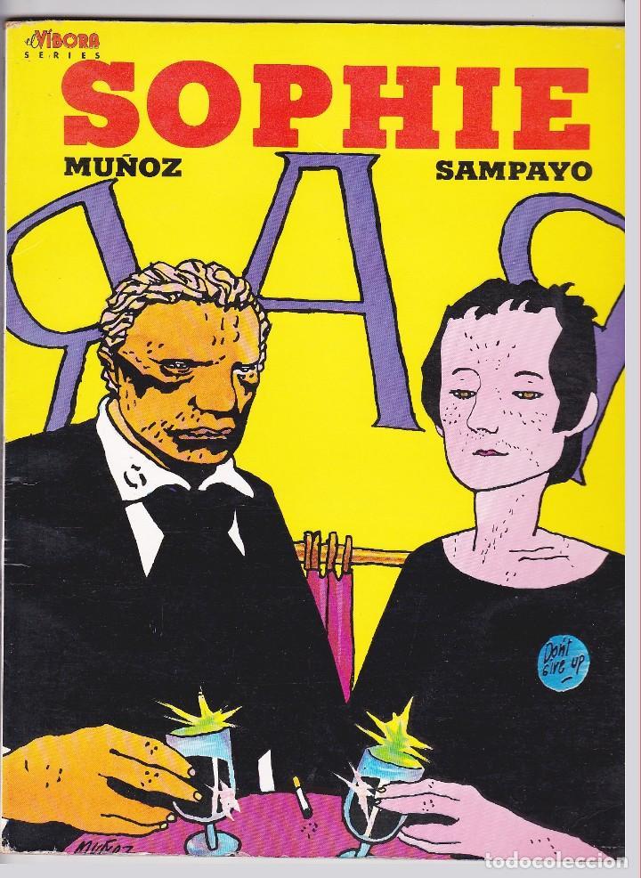 SOPHIE - MUÑOZ Y SAMPAYO - LA CUPULA (Tebeos y Comics - La Cúpula - Comic USA)