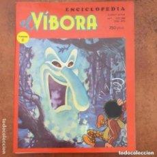 Cómics: EL VIBORA. TOMO 6. NUMS 37-38, 39 Y 40. RETAPADO. Lote 289675793