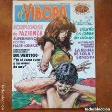 Cómics: EL VIBORA NUM 108. Lote 289695198