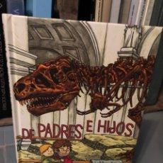 Cómics: DE PADRES E HIJOS - JEFFREY BROWN - LA CÚPULA. Lote 291037863