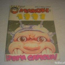 Cómics: MAKOKI N. 11 , 1991. TOMA CAPICUA !. Lote 291050078