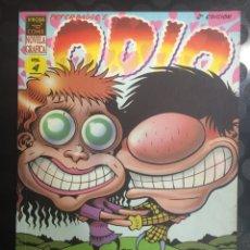 Cómics: ODIO PETER BAGGE VOL.4 BUDDY IN LOVE BUDDY ENAMORADO VIBORA COMIX ( 1995/2005 ). Lote 291493138