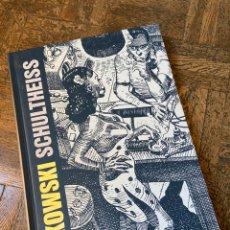 Cómics: BUKOWSKI SCHULTHEISS (TAPA DURA) - LA CÚPULA (2014) ENVÍO GRATIS. Lote 292272218