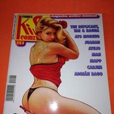 Cómics: KISS COMIX Nº 224 . LA CUPULA 2010. Lote 292357983