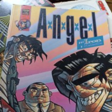 Comics: ÁNGEL. 1 IRON Y MEDIAVILLA. Lote 292586538