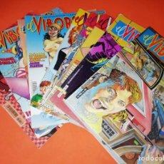 Comics: EL VIBORA. LOTE DE 10 NUMEROS. Nº 212,203,202,178,171,130,128,110,101 Y 99. EDICIONES LA CUPULA.. Lote 294151433