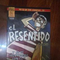 Cómics: EL RESENTIDO #1 (JUACO). Lote 294385698