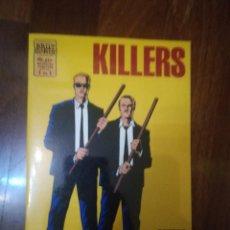 Cómics: KILLERS (MEZZO - PIRUS). Lote 294385733
