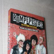 Cómics: ROMPEPISTAS (DE ROSA CODINA) BASADO EN LA NOVELA DE KIKO AMAT. Lote 294435903