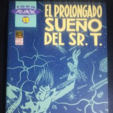 Cómics: EL PROLONGADO SUEÑO DEL SR. T.. Lote 294505718