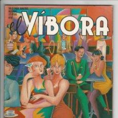 Cómics: LA CUPULA. EL VIBORA. 40.. Lote 295577953