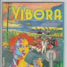 Cómics: LA CUPULA. EL VIBORA. 80.. Lote 295577973