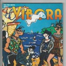 Cómics: LA CUPULA. EL VIBORA. 56-57.. Lote 295578103