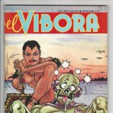 Cómics: LA CUPULA. EL VIBORA. 90.. Lote 295579118