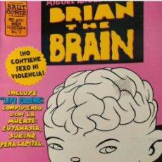 Cómics: MR BRAIN. 2 EJEMPLARES.Nº 2 Y EXTRA N° 4.. AÑO 1993.. LA CUPULA. Lote 295627688