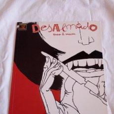 Cómics: DESALMADO. PERRO / MIGOYA. Lote 297281128