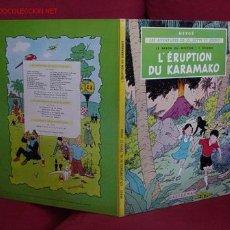 Cómics: JO, ZETTE ET JOCKO. L'ERUPTION DU KARAMAKO. (CASTERMAN). Lote 25810548