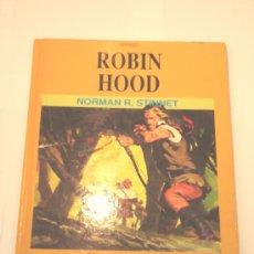 Cómics: ROBIN HOOD - 1991 - EDICIONES B - TAPA DURA. Lote 3779294
