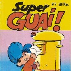 Cómics: 'SUPER GUAY!', Nº 7. EDICIONES B. 1991.. Lote 3793500