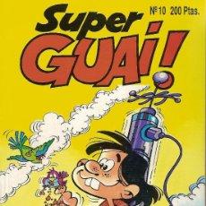 Cómics: SUPER GUAY!, Nº 10. EDICIONES B. 1991.. Lote 24200446