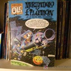Comics : MORTADELO Y FILEMÓN: A LA CAZA DEL CUADRO. EDICIONES B, 1992. 1ª REIMPRESIÓN.. Lote 5116435