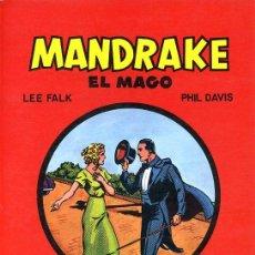 Cómics: MANDRAKE - EDICIONES B. O. (MERLÍN, EL MAGO MODERNO). Lote 27405460