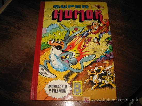 SUPER HUMOR VOL 5 (Tebeos y Comics - Ediciones B - Otros)