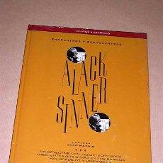Cómics: ALACK SINNER, ENCUENTROS Y REENCUENTROS. MUÑOZ Y SAMPAYO. COLECCIÓN CO&CO Nº 4. EDICIONES B 1993.. Lote 25426491