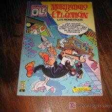 Cómics: MORTADELO Y FILEMON LOS MONSTRUOS. Lote 7182633