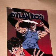 Cómics: DYLAN DOG Nº 1. EL RETORNO DEL MONSTRUO. SCLAVI Y PICCATTO. PORTADA ALFONSO FONT. CO & CO 1994.. Lote 27465047