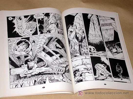 Cómics: DYLAN DOG Nº 1. EL RETORNO DEL MONSTRUO. SCLAVI Y PICCATTO. PORTADA ALFONSO FONT. CO & CO 1994. - Foto 2 - 27465047