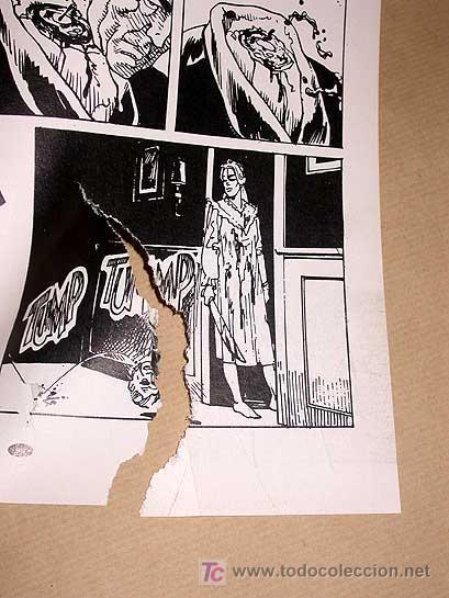 Cómics: DYLAN DOG Nº 1. EL RETORNO DEL MONSTRUO. SCLAVI Y PICCATTO. PORTADA ALFONSO FONT. CO & CO 1994. - Foto 3 - 27465047