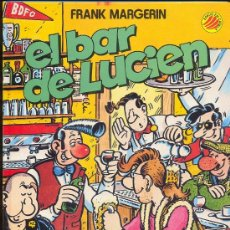 Cómics: FRANK MARGERIN: EL BAR DE LUCIEN (CATALÁN). . Lote 26551043