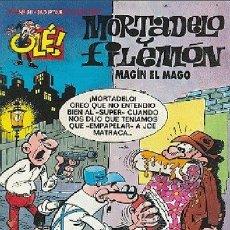 Cómics: MORTADELO Y FILEMON - COLECCION OLE Nº 55.... Lote 4175216