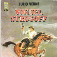 Cómics: MIGUEL OSTROGOFF + LOS TRES MOSQUETEROS NUMEROS 1 Y 2 ** COMIC COLOR EDICIONES B. Lote 11706592