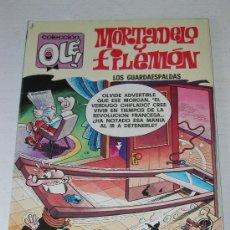 Cómics: COLECCION OLE: MORTADELO Y FILEMON - LOS GUARDAESPALDAS Nº 145 M 70 AÑO 1988. Lote 12901783