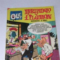 Cómics: COLECCION OLE: MORTADELO Y FILEMON - DISPARATES A GOGO Nº 90 AÑO 1980. Lote 23653187
