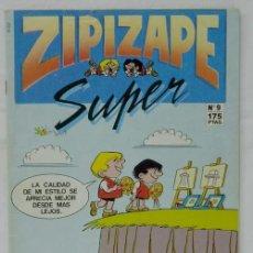 Cómics: ZIPI Y ZAPE SUPER Nº 9 EDICIONES B 1987. Lote 10304886