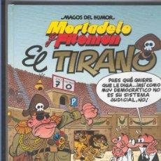 Cómics: MORTADELO Y FILEMON : MAGOS DEL HUMOR : EL TIRANO .. Lote 21581977