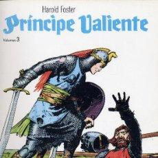 Cómics: EL PRINCIPE VALIENTE Nº3 (EDICIONES B.O.) HAL FOSTER. Lote 10639158