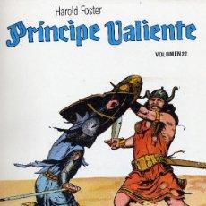 Cómics: EL PRINCIPE VALIENTE Nº 22 (EDICIONES B.O.). HAL FOSTER. Lote 10677867
