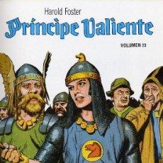 Cómics: EL PRINCIPE VALIENTE Nº 23 (EDICIONES B.O.). HAL FOSTER. Lote 10677921