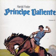 Cómics: EL PRINCIPE VALIENTE Nº 25 (EDICIONES B.O.). HAL FOSTER. Lote 10685703