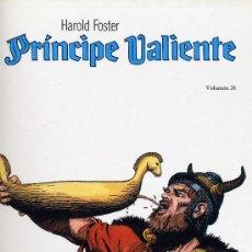 Cómics: EL PRINCIPE VALIENTE Nº 26 (EDICIONES B.O.). HAL FOSTER. Lote 10685761