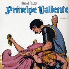 Cómics: EL PRINCIPE VALIENTE Nº 28 (EDICIONES B.O.). HAL FOSTER. Lote 10685792