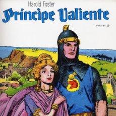 Cómics: EL PRINCIPE VALIENTE Nº 29 (EDICIONES B.O.). HAL FOSTER. Lote 10685859
