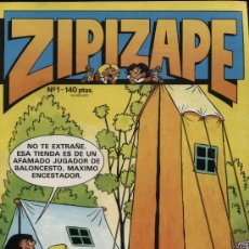 Cómics: ZIPI Y ZAPE. EDICIONES B.1987. Nº 1. Lote 17209372