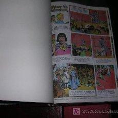 Cómics: EL PRINCIPE VALIENTE DE EDICIONES B EN CINCO TOMOS VER FOTOS. Lote 27253715