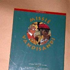 Cómics: MISSIÉ VANDISANDI. HERMANN. COLECCIÓN CO&CO Nº 8. EDICIONES B 1993. ÁFRICA. ARTE AFRICANO.. Lote 25426488